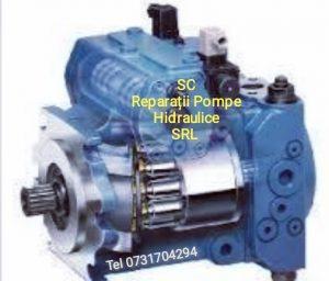 Reparatii Hidraulice REXROTH BOSCH