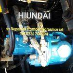Hiundai rexroth pump