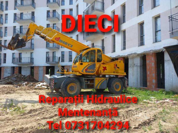 Reparatii Hidraulice DIECI